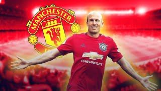 The ridiculous reason why Arjen Robben didn't sign for Manchester United | Oh My Goal
