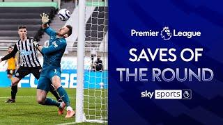 Dubravka pulls off INCREDIBLE reaction save!   Saves of the Round   Matchweek 26