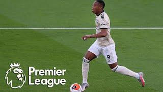 Anthony Martial seals Man United win over Crystal Palace | Premier League | NBC Sports