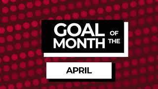 Goal of the Month   April