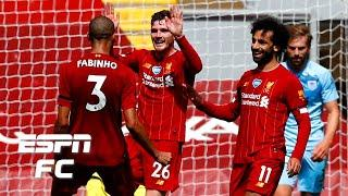Liverpool vs. Burnley reaction: Jurgen Klopp's players don't care about records - Nicol | ESPN FC