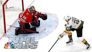NHL Stanley Cup First Round: Golden Knights vs. Blackhawks | Game 4 EXTENDED HIGHLIGHTS | NBC Sports