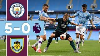 FODEN & MAHREZ SHINE | THE GOALS | Man City v Burnley 2019/20