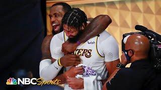 PBT Extra: Will LeBron James, Los Angeles Lakers repeat as NBA champions? | NBC Sports