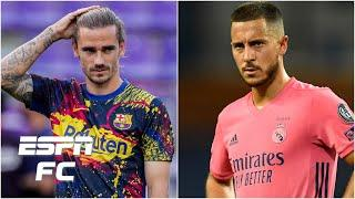 Antoine Griezmann or Eden Hazard: Who's been the bigger flop? | ESPN FC Extra Time