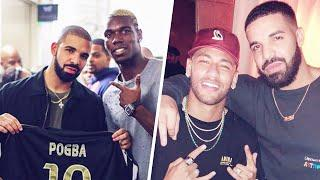 The love story between Drake and football | Oh My Goal