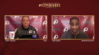 Redskins Virtual Draft Party presented by 7-Eleven