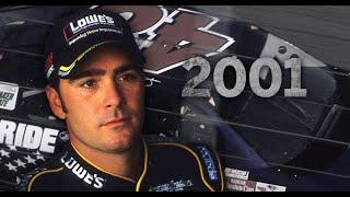 Watch Jimmie Johnson's face morph through the years | NASCAR | 4.8 Jimmie Johnson Day
