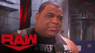 Keith Lee all about mental strength before Triple Threat Match: WWE Network Exclusive, Nov. 30, 2020