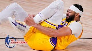 Anthony Davis listed as questionable for Game 5 of Lakers vs. Nuggets | NBA Countdown