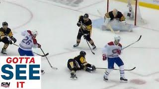 GOTTA SEE IT: Jeff Petry Scores In Overtime To Give Canadiens 1-0 Series Lead