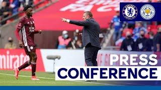 'An Incredible Achievement, But Work To Be Done' - Brendan Rodgers | Chelsea vs. Leicester City