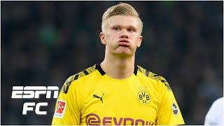 Erling Haaland is set to miss SEVEN games for Borussia Dortmund — here's what they'll miss | ESPN FC