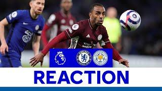 'Disappointed But We Move On To Spurs' - Ricardo Pereira | Chelsea 2 Leicester City 1 | 2020/21