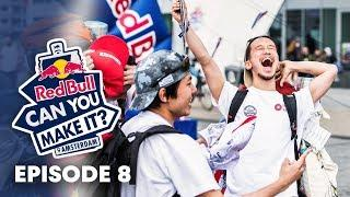 Which team was crowned the winner?| Red Bull Can You Make It Episode 8