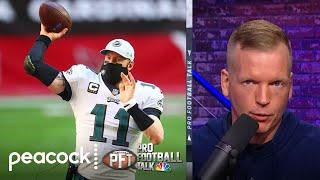 Simms: Philadelphia Eagles isn't getting 'Stafford deal' for Wentz | Pro Football Talk | NBC Sports