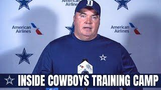 Inside Cowboys Training Camp: Jerry Speaks | Dallas Cowboys 2020