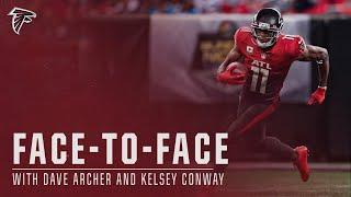 Success in week 6 and how the Falcons can keep up the momentum against the Lions | Face-to-Face