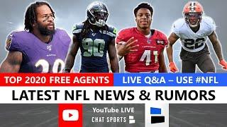 NFL Daily LIVE with Mitchell Renz & Harrison Graham (August 24th, 2020)