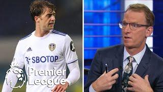 Leeds, Patrick Bamford equalizer controversially ruled out by VAR | Premier League | NBC Sports