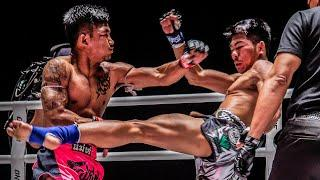 ONE Championship: NO SURRENDER Fight Highlights