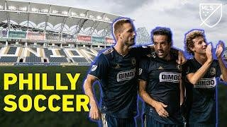 American Soccer Prospects and Local Stars: Soccer in Philly