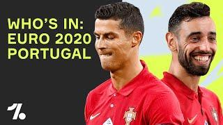 Predicting Portugal's EURO 2021 starting XI is a NIGHTMARE!