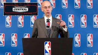 Discussing Return To Play Scenarios For The NBA | Basketball Central @ Home
