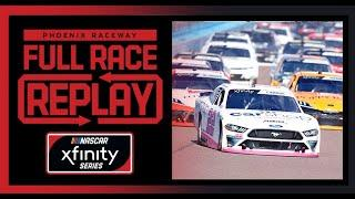 Call 811 Before You Dig 200 from Phoenix Raceway | NASCAR Xfinity Series Full Race Replay