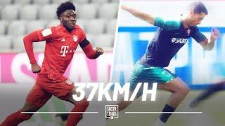 The fastest players in football history | Oh My Goal