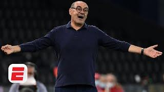 Juventus have all the weaknesses of the Allegri era & no strengths from Sarri - Marcotti | ESPN FC