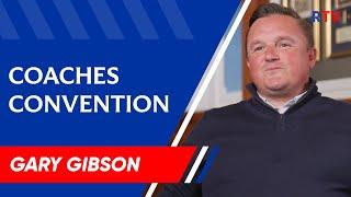Interview   Gary Gibson   Coaches Convention