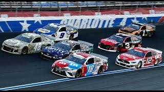 Preview Show: NASCAR's longest night, the Coca-Cola 600 from Charlotte Motor Speedway