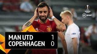 Manchester United v FC Copenhagen (1-0 after extra-time) | Europa League highlights