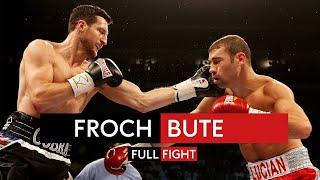 Underdog Carl Froch dominates Lucian Bute to become three-time world champion!  | Fight Rewind