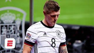 Spain vs. Germany fallout continues: An ALARMING, DESPERATE showing by Low's side - Darke | ESPN FC