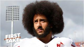 Should Colin Kaepernick accept potential NFL offers? | First Take