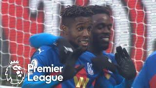 Wilfried Zaha bags brace, pads Crystal Palace's lead over West Brom | Premier League | NBC Sports