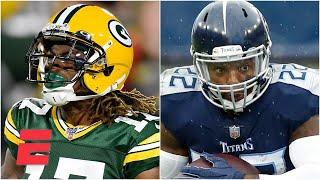 Who's the best running back wide receiver duo in the NFL this season? | KJZ
