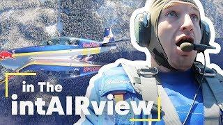 Rugby Player Does A Crazy Flight Interview   with Beauden Barrett
