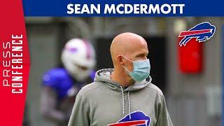 "Sean McDermott: ""Team Did A Phenomenal Job"" 