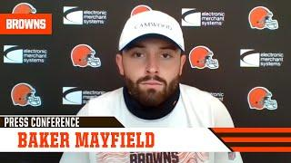 """Baker Mayfield: """"We're taking it one day at a time"""" 