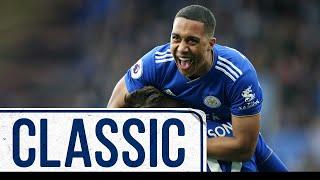 Tielemans & Vardy Secure Big Win Against Arsenal | Leicester City 3 Arsenal 0 | Classic Matches