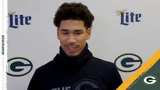 Lazard Talks About His Mindset To Come Back From Injury