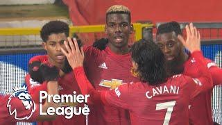 Marcus Rashford scores Manchester United winner in stoppage time | Premier League | NBC Sports