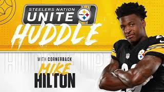 SNU Huddle: Mike Hilton on training camp, Cam Sutton, Chase Claypool