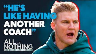 Josh McCown's Double Life: NFL Star By Day, High School Coach By Night!