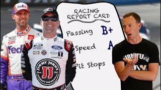 Cole Pearn hands out mid-season report cards | NASCAR