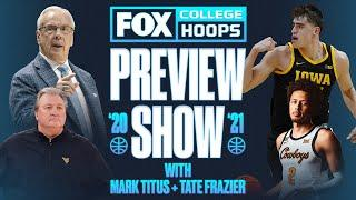 Roy Williams, Luka Garza, and more preview the 2020-2021 college basketball season | FOX SPORTS