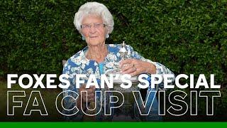 'We've Named The Ring Youri!' | FA Cup Win Ends 73-Year Wait For Engagement Ring | Leicester City